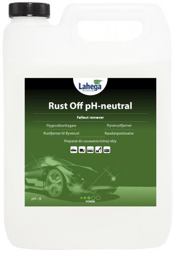 Lahega PH Neutral Rust-off 5 Liter