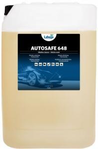 Lahega Autosafe 648 Alkaliskt avfettningsmedel, koncentrat 25 Liter