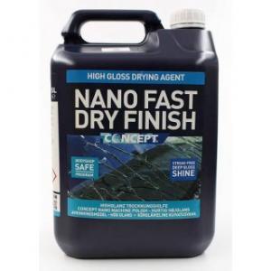 Nano Fast Dry Finish