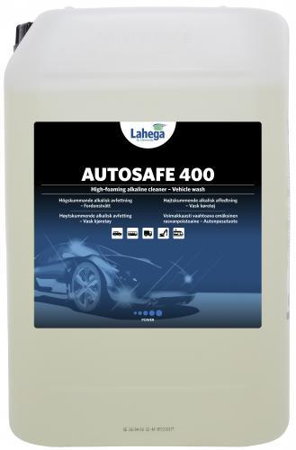 Lahega Autosafe 400, 25 liters dunk.