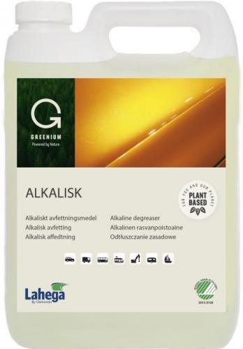 Lahega Greenium Alkalisk 5L