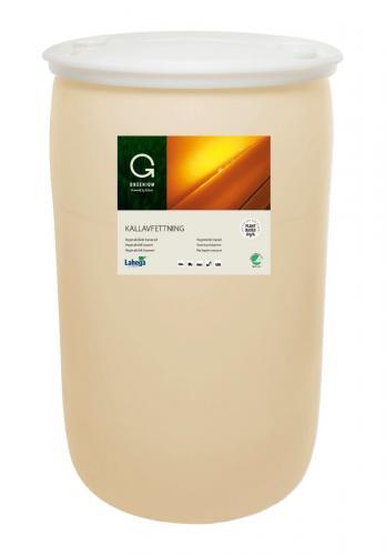Lahega Greenium Kallavfettning - Fat 205L