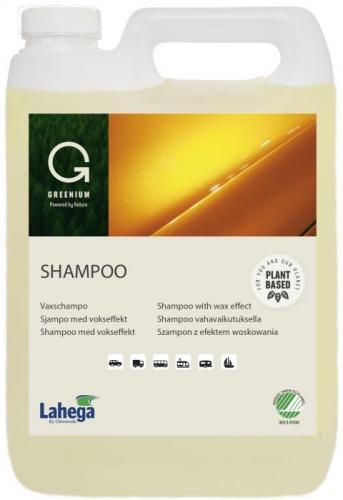 Lahega Greenium Schampo 5L