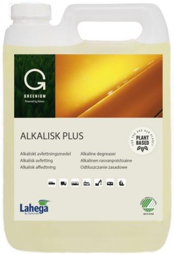 Lahega Greenium Alkalisk Plus 5L
