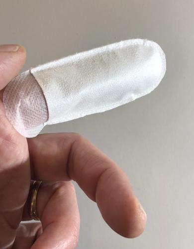 Fingerpads 50-pack.
