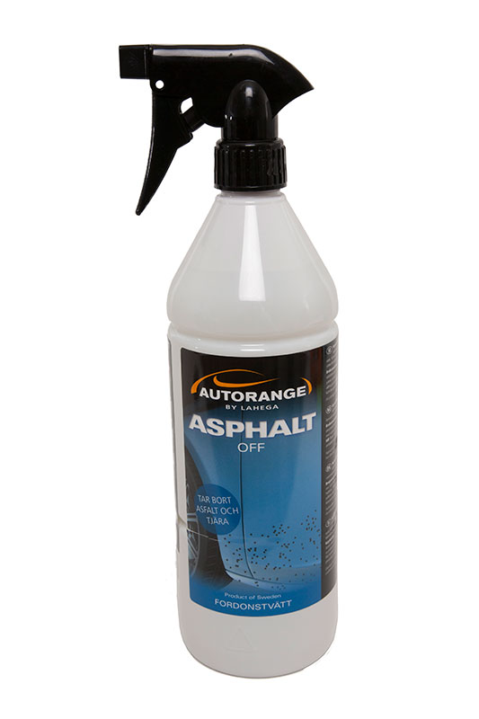 Autorange Asphalt Off 1 Liter med triggerpump.