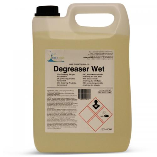 Degreaser Wet 5 Liter