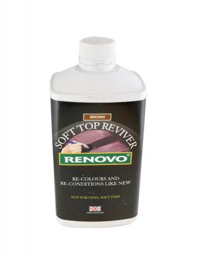 Soft Top Reviver Brun 1 Liter