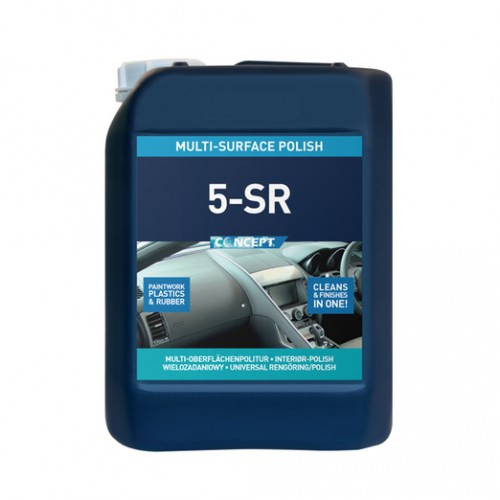 5-SR Action Polish - spraypolish 5 Liter.