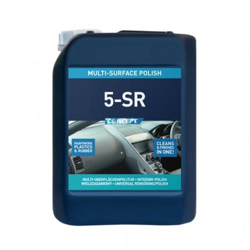 5-SR Action Polish - spraypolish 5 Liter.