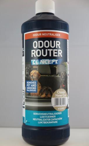 Odour Router 1 Liter Citrus