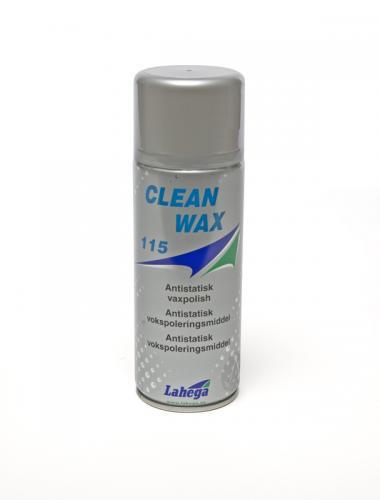 Lahega Clean Wax 115 Sprayvax, 400 ml.