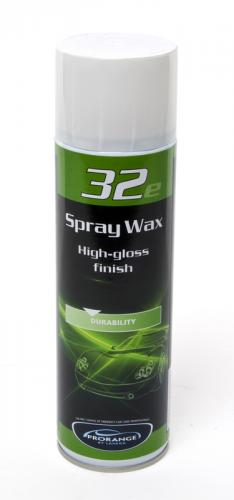 Lahega Spray Wax 32e 500 ml.