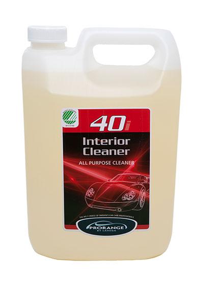 Lahega InteriorClean 40i 5 Liter