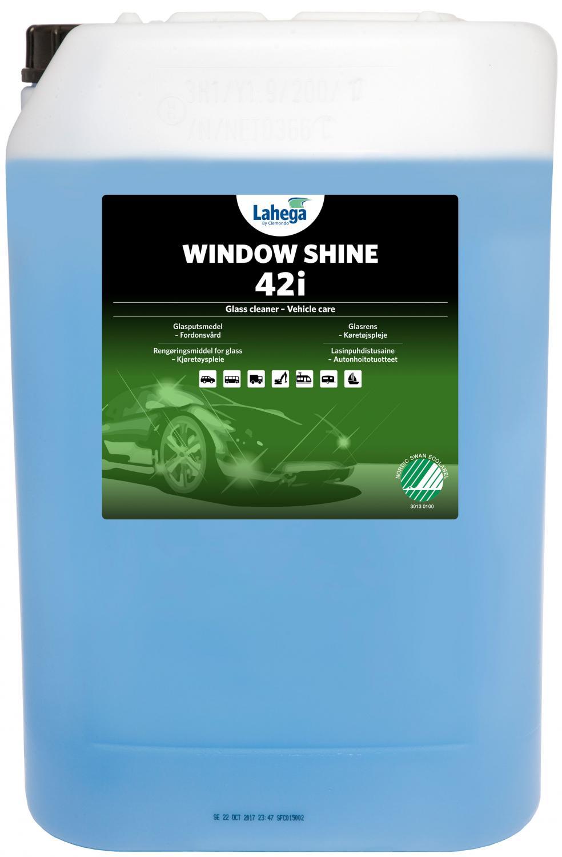 Lahega Windowshine 42i, 25 Liter