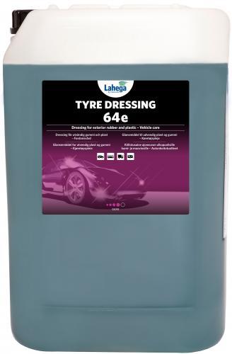 Lahega Tyre Dressing 64e 25L