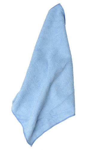 Mikrofiberduk, blå 100-pack 30 x 30 cm - till kanonpris.