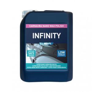 Infinity - lättarbetad vaxpolish 5 Liter