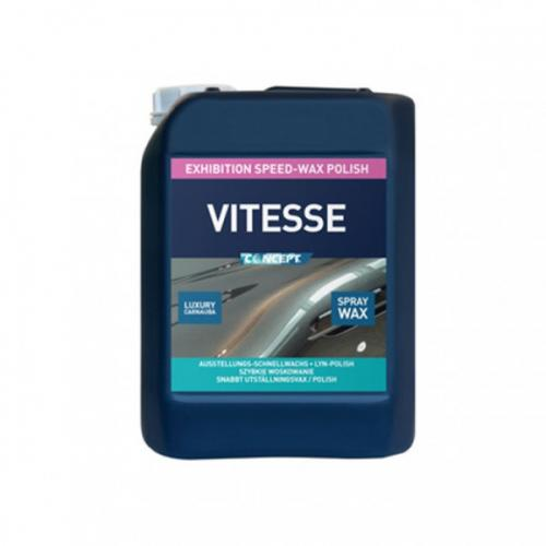 Concept Vitesse Sprayvax - snabbvax 5 Liter