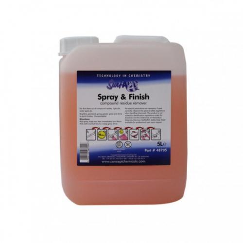 Concept Spray & Finish 5 Liter