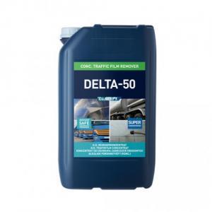 Delta 50 alkaliskt avfettningsmedel. 25 Liter