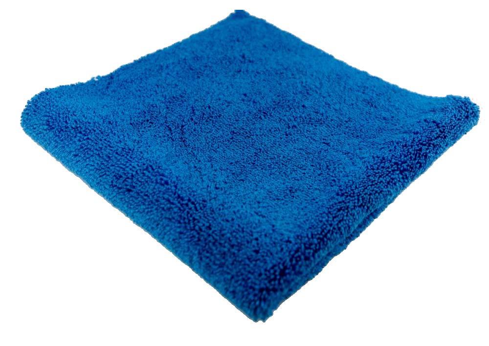 Fiberduk utan söm 10-pack Blå