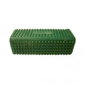 Grön Hundhårsborste