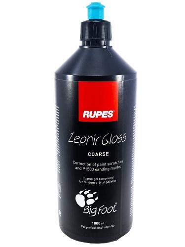 Rupes Zephir Coarse, Polermedel #1, 1 Liter.