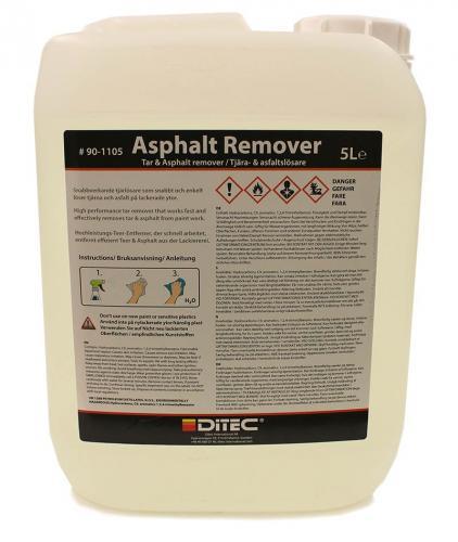 Ditec Asphalt Remover 5 Liter