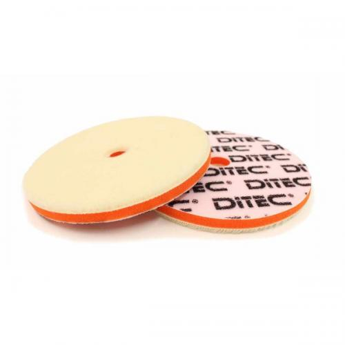 DITEC Wool Pad Ø 155x25 mm Vit 2-pack