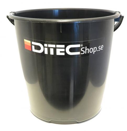 Ditec Tvätthink 10L med smutsavskiljare
