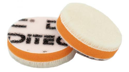 DITEC Wool Pad Ø 40 mm White 5-pack