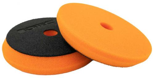 Ditec Polerrondell Ø 150x25x130 mm. Trapets Orange Medium.