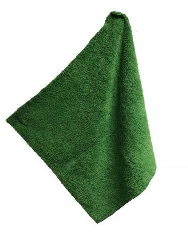 Mikrofiberduk, grön 45 x 45 cm. 5-Pack