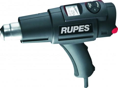 Rupes Varmluftspistol 2000 Watt med LCD Display Värsting!