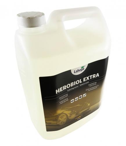 Lahega Herobiol Extra Kallavfettning, 5 Liter.