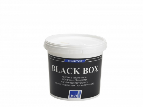 Black box rengöringsservett 150st/hink