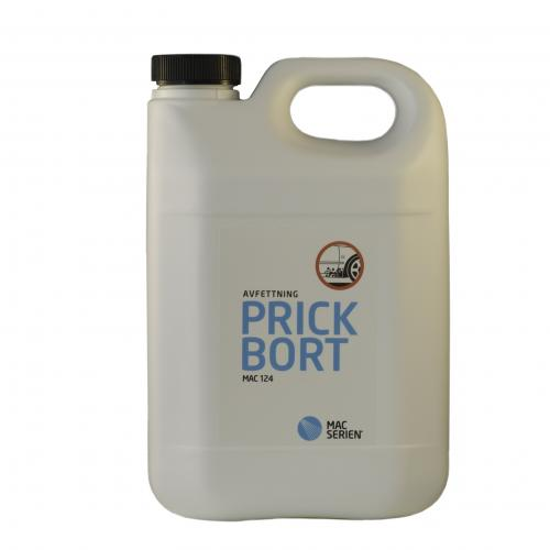 Mac 124 Prickbort 2,5 Liter