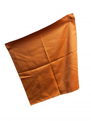 Mikofiberduk, interiör orange 45x45 cm (5-pack)