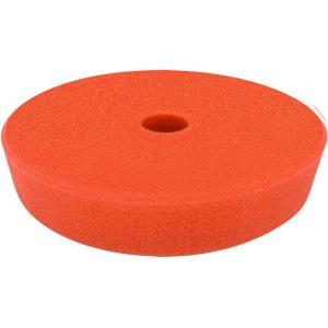 Ditec Polerrondell Ø 145x25x125 mm. Trapets Orange Medium.