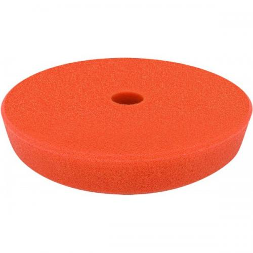 Ditec Polerrondell Ø 165x25x150 mm. Trapets Orange - Medium Cut.