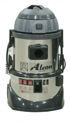 Alcon matt- & klädseltvätt med varmvatten & ånga, 1200W