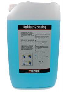Ditec Rubber Dressing 25 Liter.