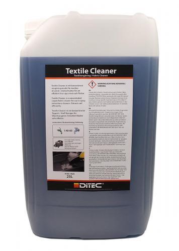 Ditec Textile Cleaner 25 Liter