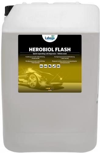 Lahega Herobiol Flash Kallavfettning 25 Liter