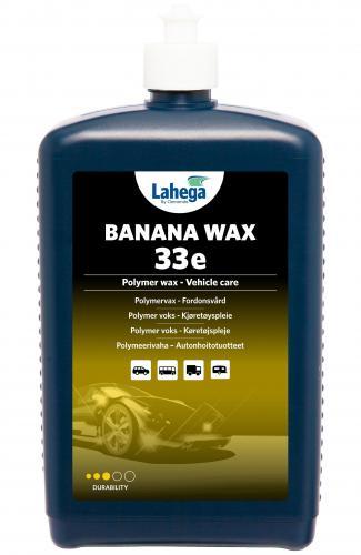 Lahega Banana Wax 33e, 1 Liter