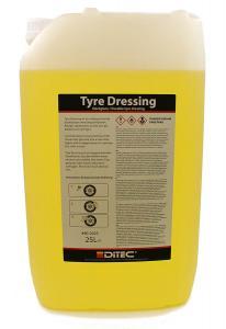 Ditec Tyre Dressing,  25 Liter.