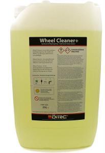 Ditec Wheel Cleaner +, fälgrengöring med syra, 25 liter.