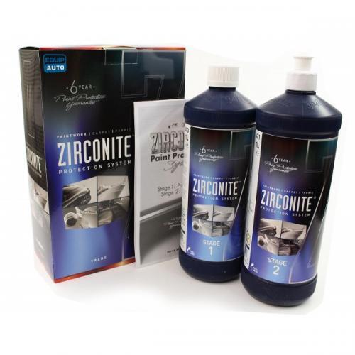 Zirconite Paint Protection