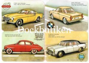Bokmärken bilar klassiker 2
